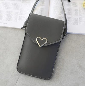 PRACTICAL TOUCH SCREEN CELLPHONE BAG