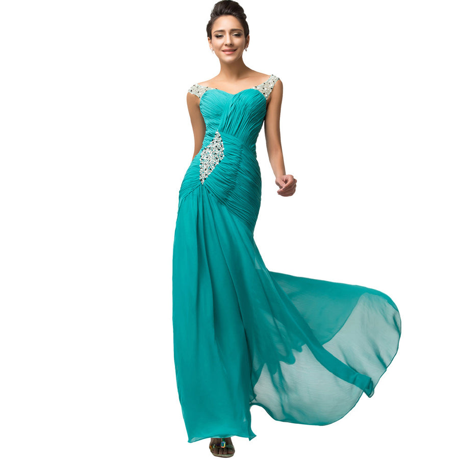 GRACE KARIN all Fashion Styles and Colors Women\'s Evening Prom Dresses