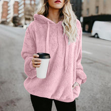 Load image into Gallery viewer, Women's Causal Zipper Hoodie