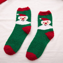 Load image into Gallery viewer, Warm Christmas Socks