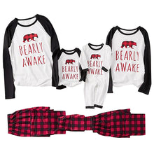 Load image into Gallery viewer, Mother Bear Home Wear Pajamas Parent-child Outfit