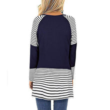 Load image into Gallery viewer, Long-sleeved T-shirt With Irregular Fringe