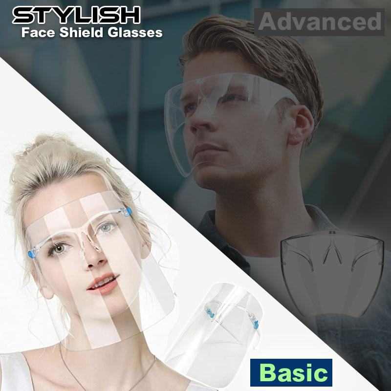 Innovative Stylish Face Shield Glasses-50% OFF