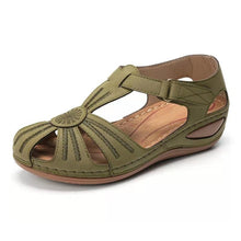 Load image into Gallery viewer, Non-slip Holiday  Wedge Heel Sandals