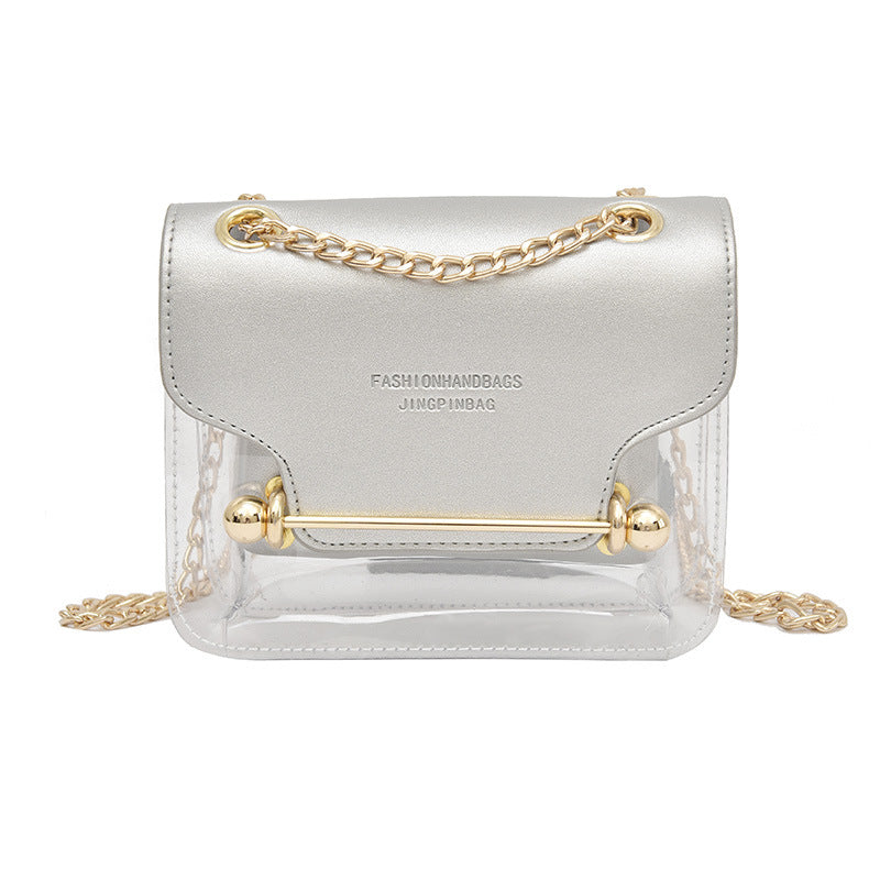 Transparent Mother-In-Law Bag Cross-body Bag