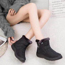 Load image into Gallery viewer, Mila Non-Slip Ankle Winter Boot