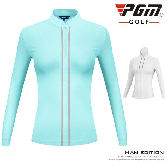 Long Sleeve Warm Golf  T-Shirts