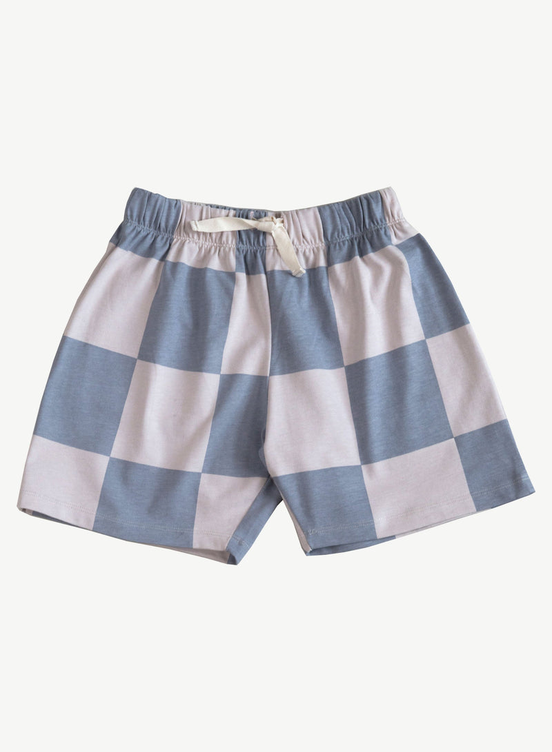 Baggy Short Hush Violet