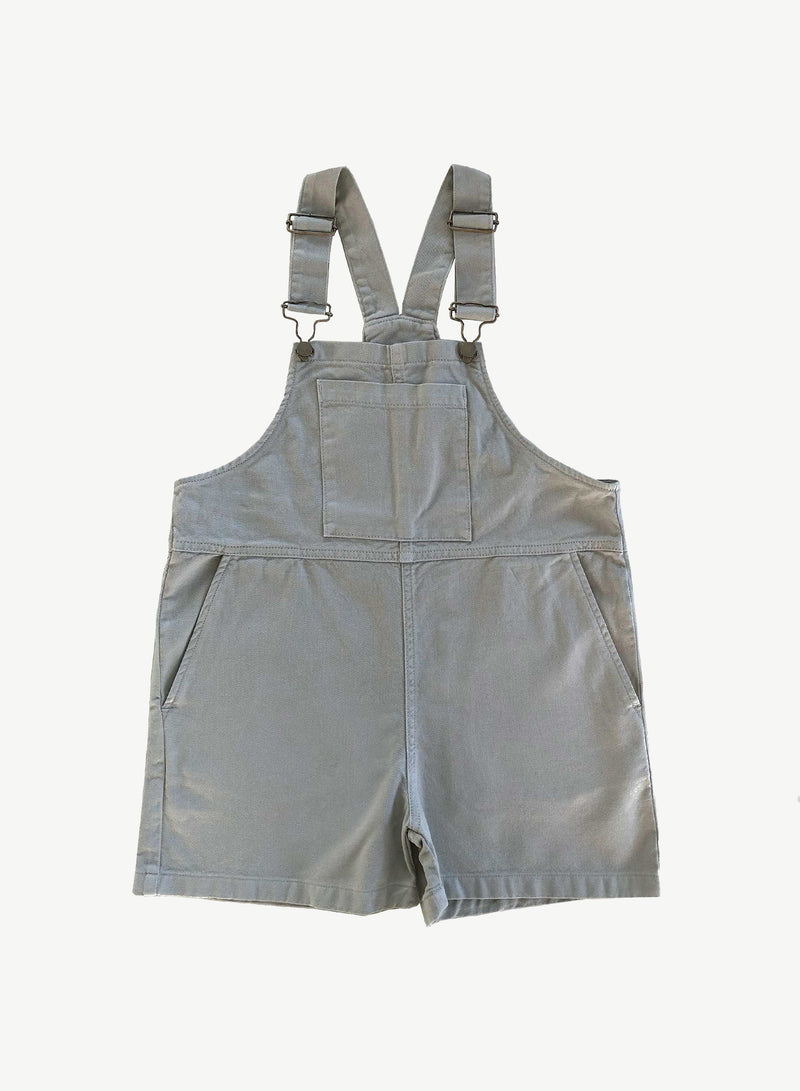 Short dungaree Light Khaki