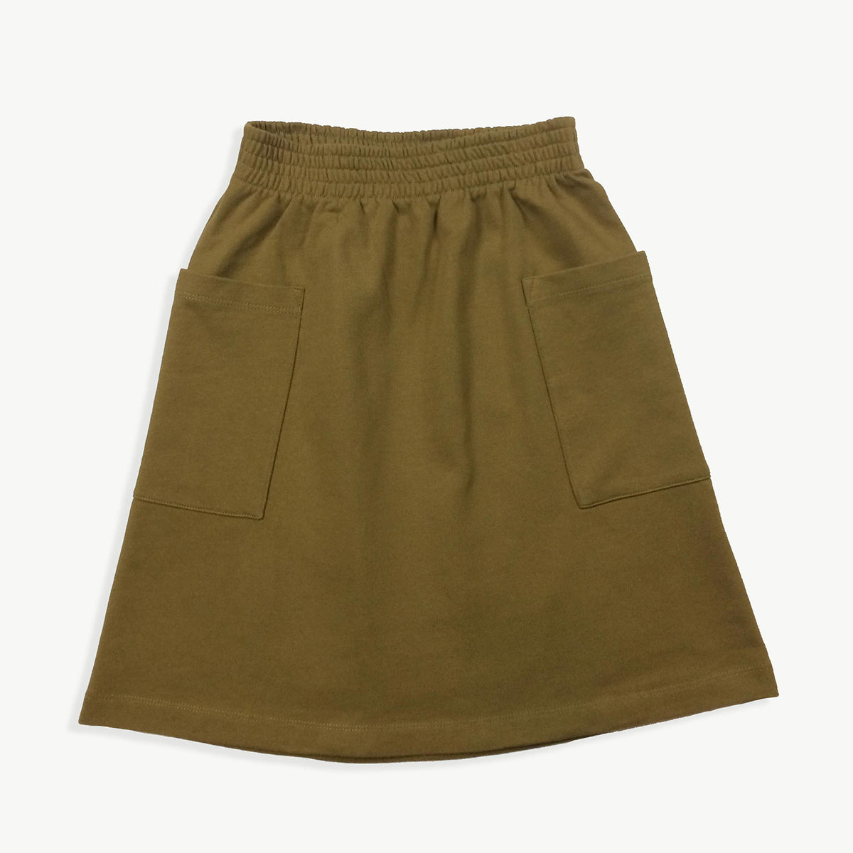 Moss Sweat Skirt