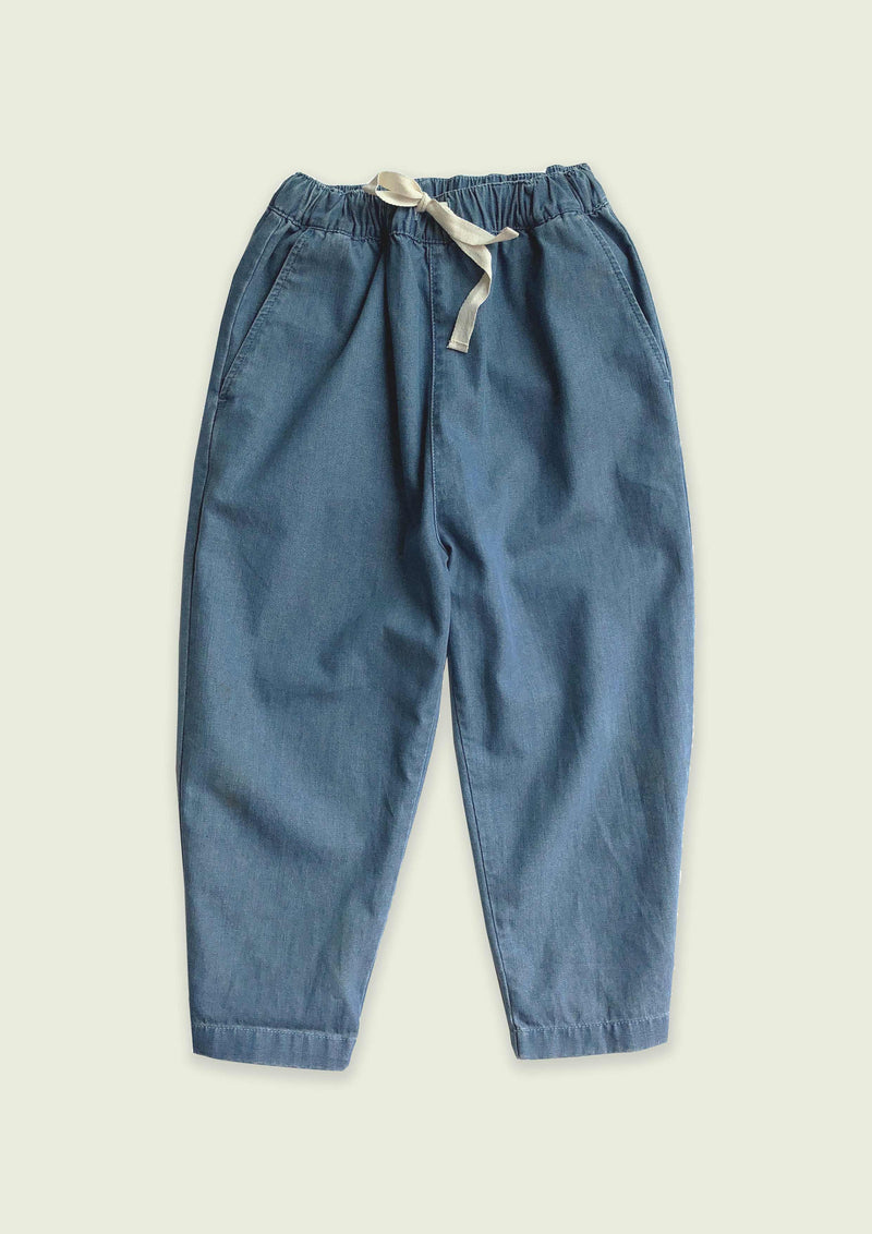 Denim Relaxed Pant