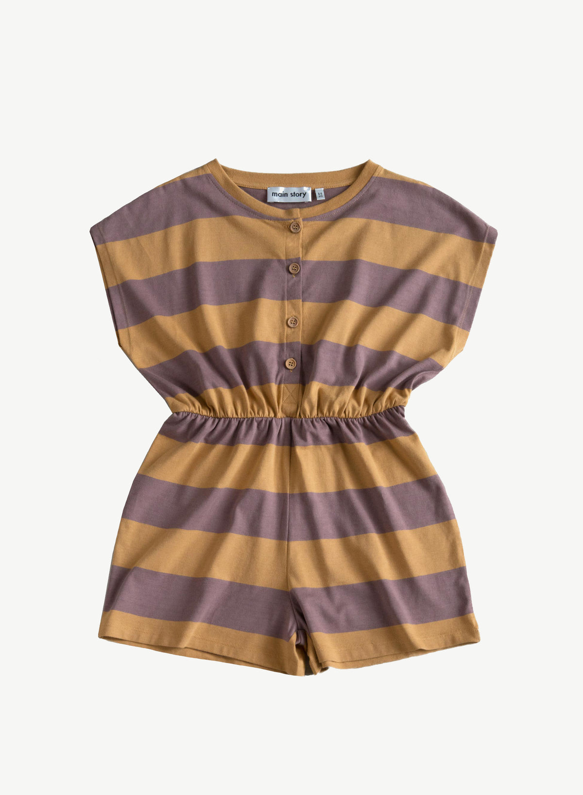 Playsuit Oak Bull Stripe