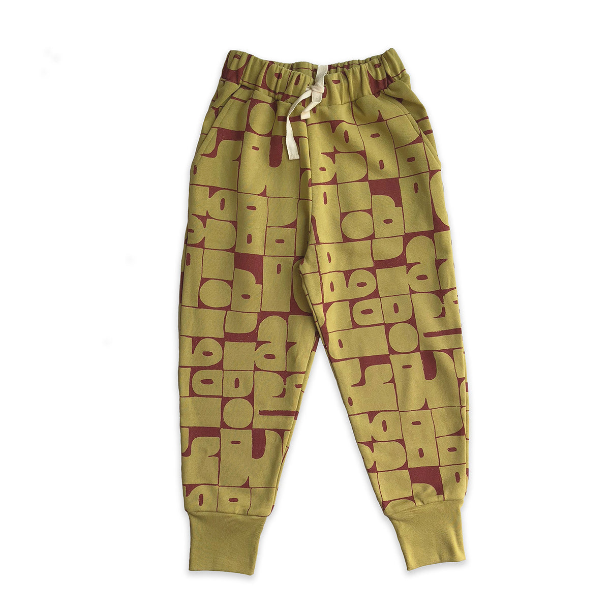 Pampas Shapes Sweatpant