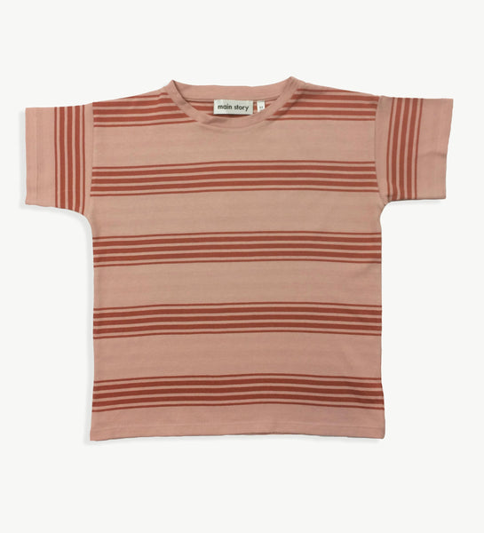 Stripe Wide Tee