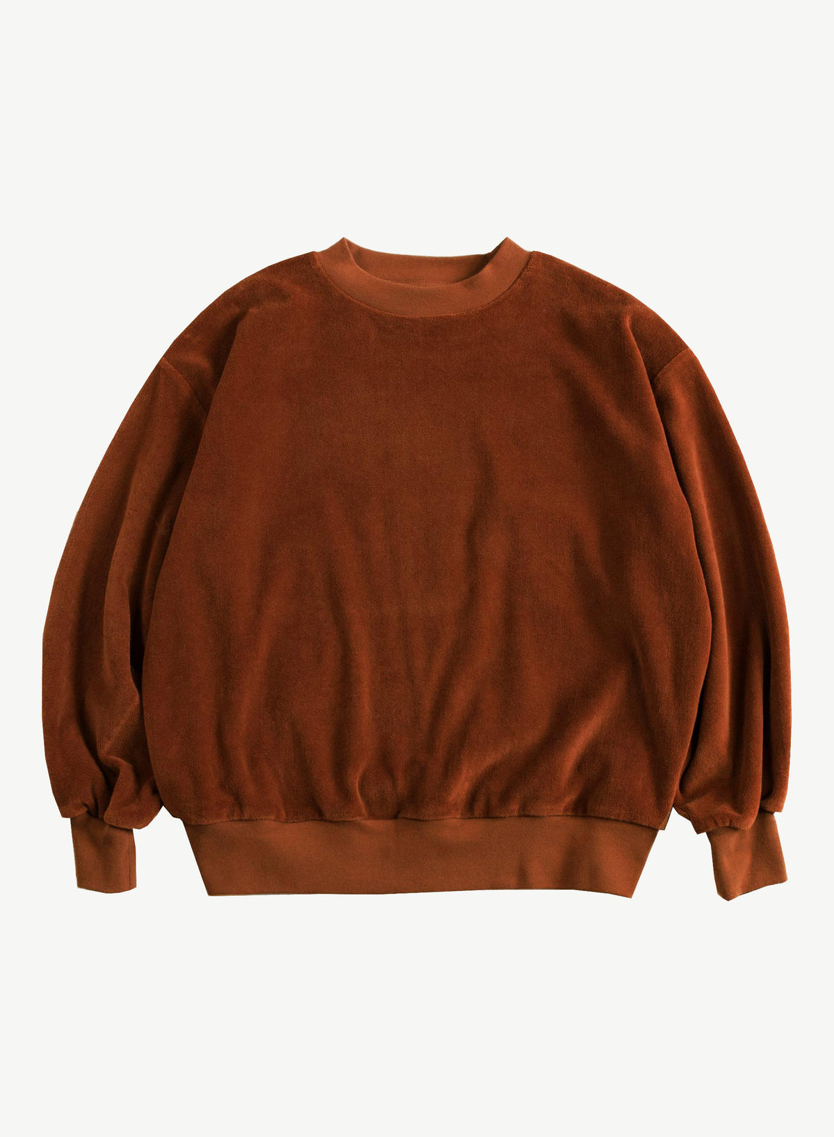 Caramel Balloon Sweatshirt