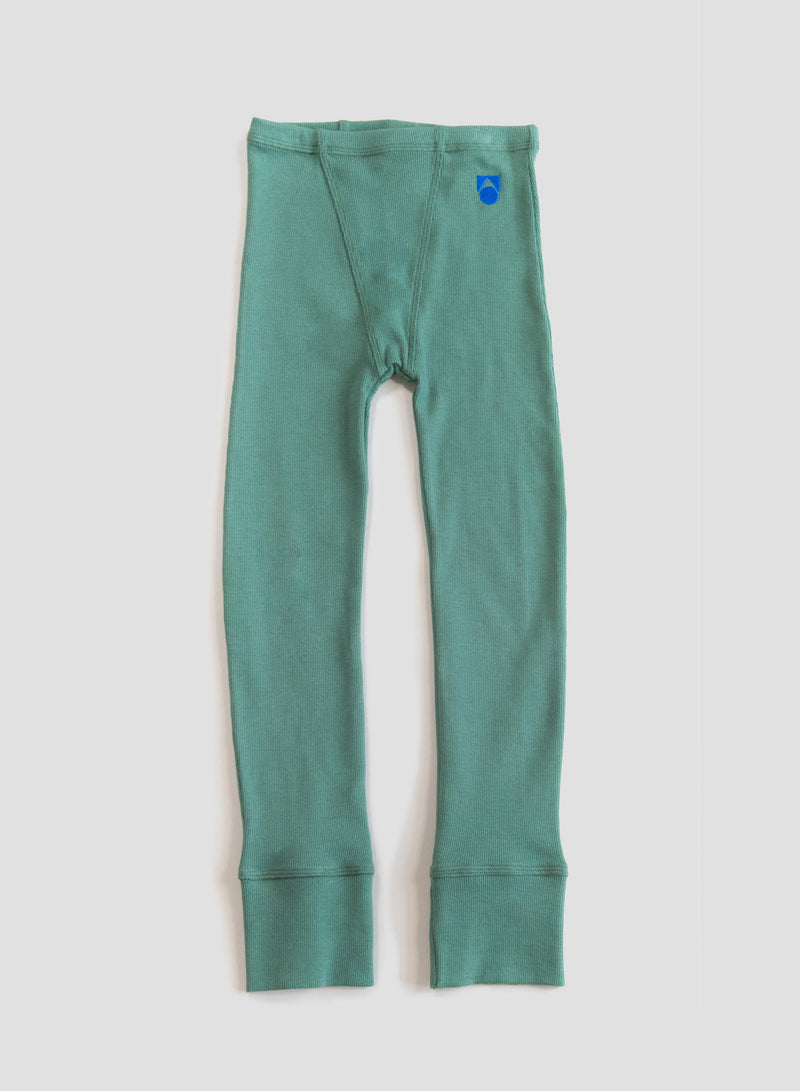 Duck Green Rib Legging