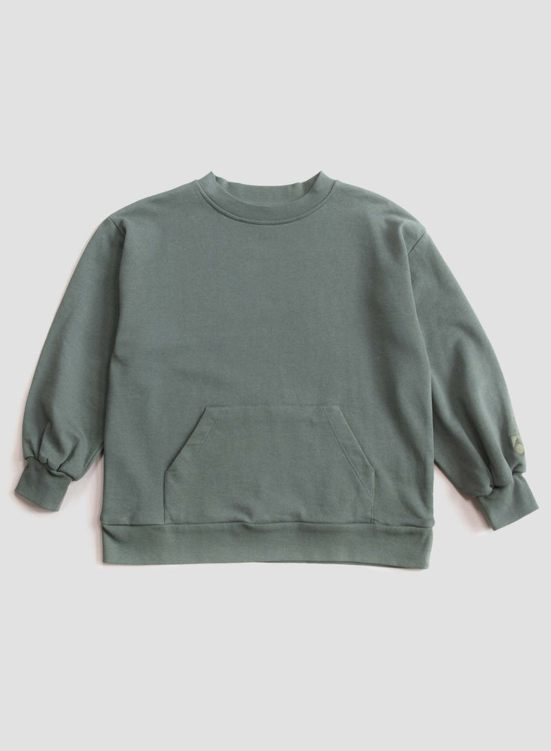 Forest Wide Sweatshirt