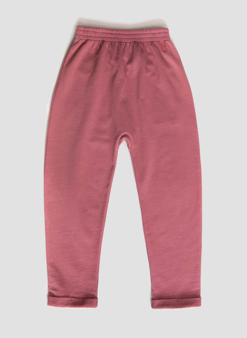 Red Apple Baggy Sweatpant