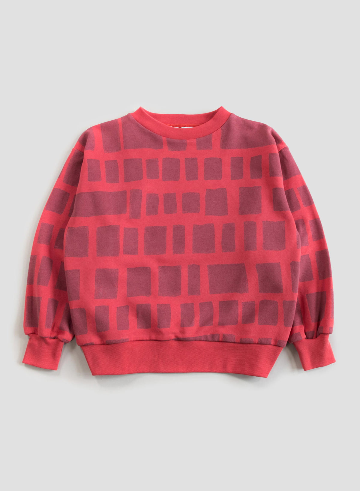 Faded Red Balloon Sweatshirt