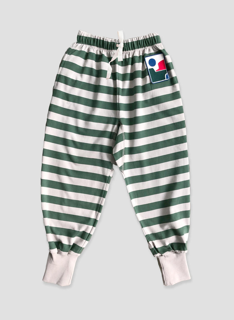 Stripe Baggy Sweatpant
