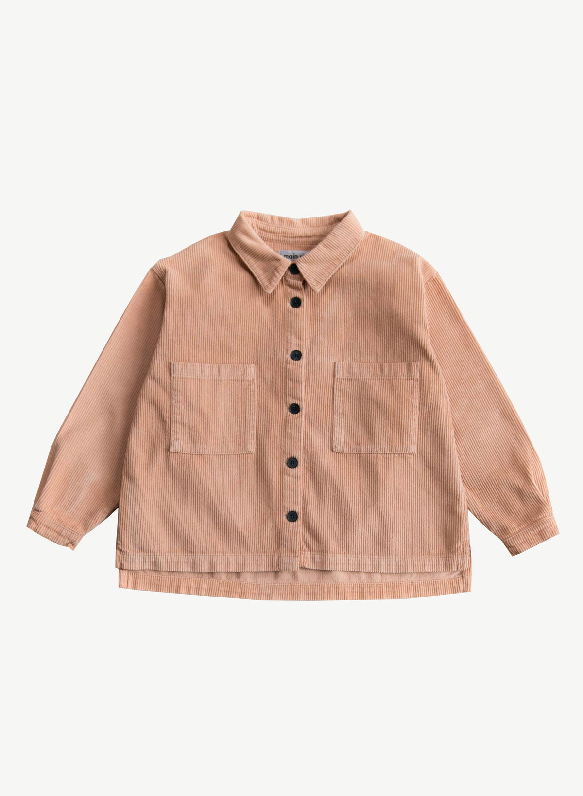 Cord Wide Shirt