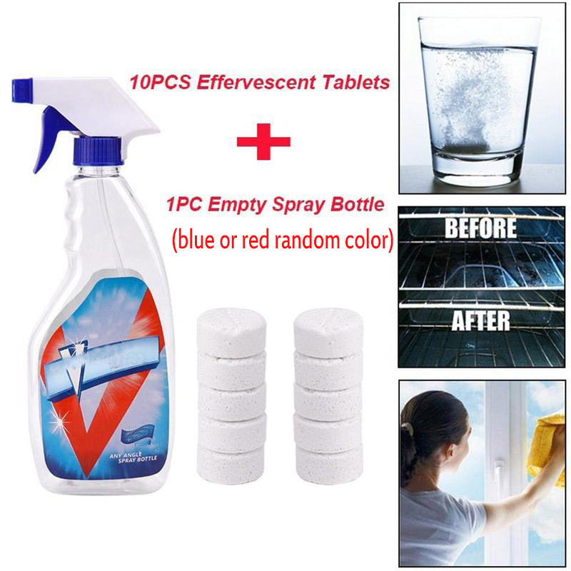 Multifunctional Effervescent Spray Cleaner - DEALS EveryTime