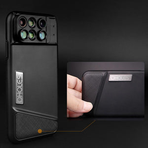 iPhone X Ultimate 6 in 1 Camera Attachment - DEALS EveryTime