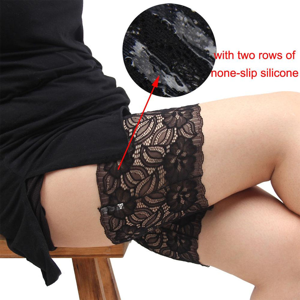 Anti-Chafing Thigh Garters