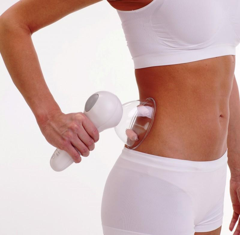 Anti-Cellulite Vacuum Roller Fat Sucker