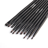 Makeup Brush Set 32Pcs (Black)