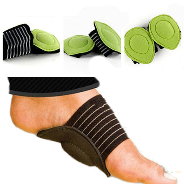 Shock Absorbing Foot Arch Support