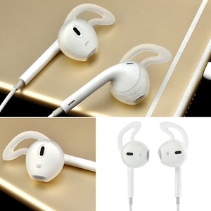 Silicone Rubber Earbuds Tips -1 Pair