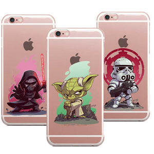 Artistic Star Wars Cases For iPhone