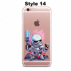 Artistic Star Wars Cases For iPhone - DEALS EveryTime