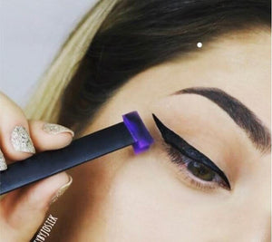 Magic Cat Eye Eyeliner Stamp