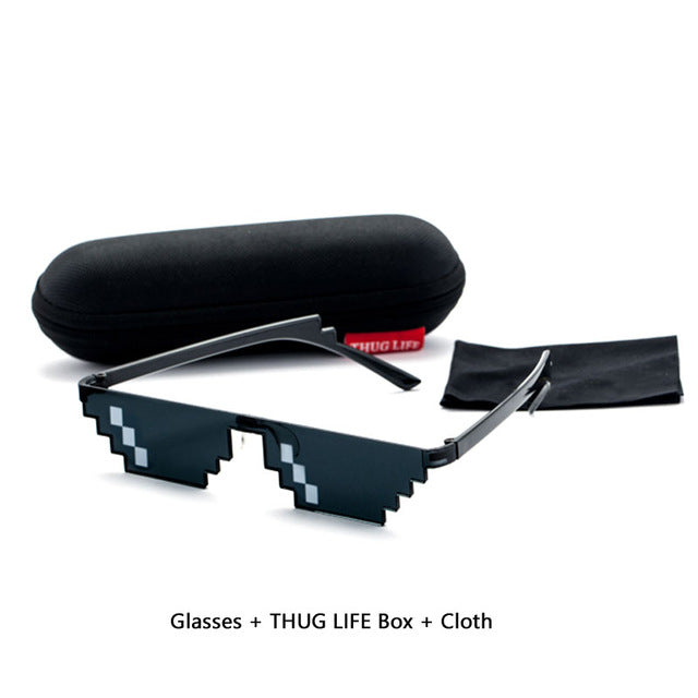 Deal With It, Thug Life glasses