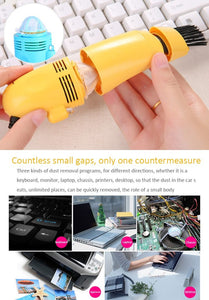 Mini USB Vacuum Cleaner - DEALS EveryTime