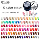 142 Colors Gel Nail Polish Set For Manicure - DEALS EveryTime