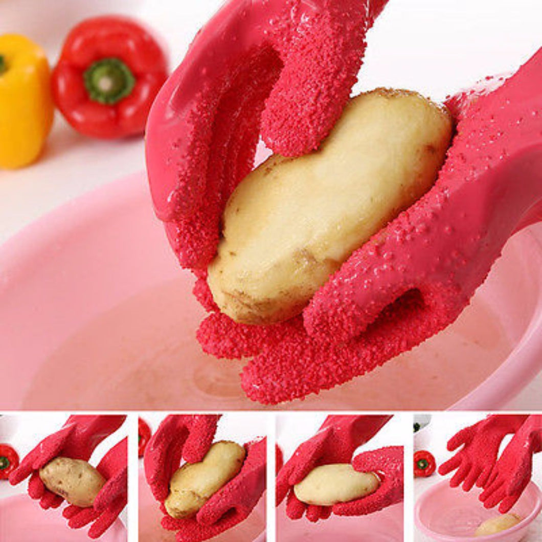 Potato Peeling Gloves - DEALS EveryTime