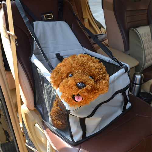 PVC Pet Dog Waterproof Seat Carrier