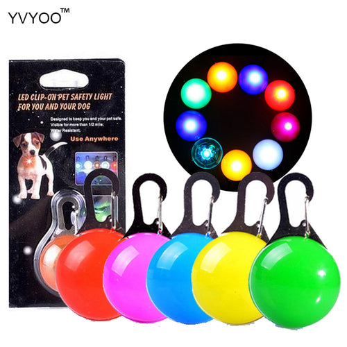 LED Luminous Dog Collar