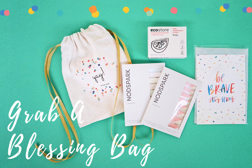 Grab A Blessing Bag!