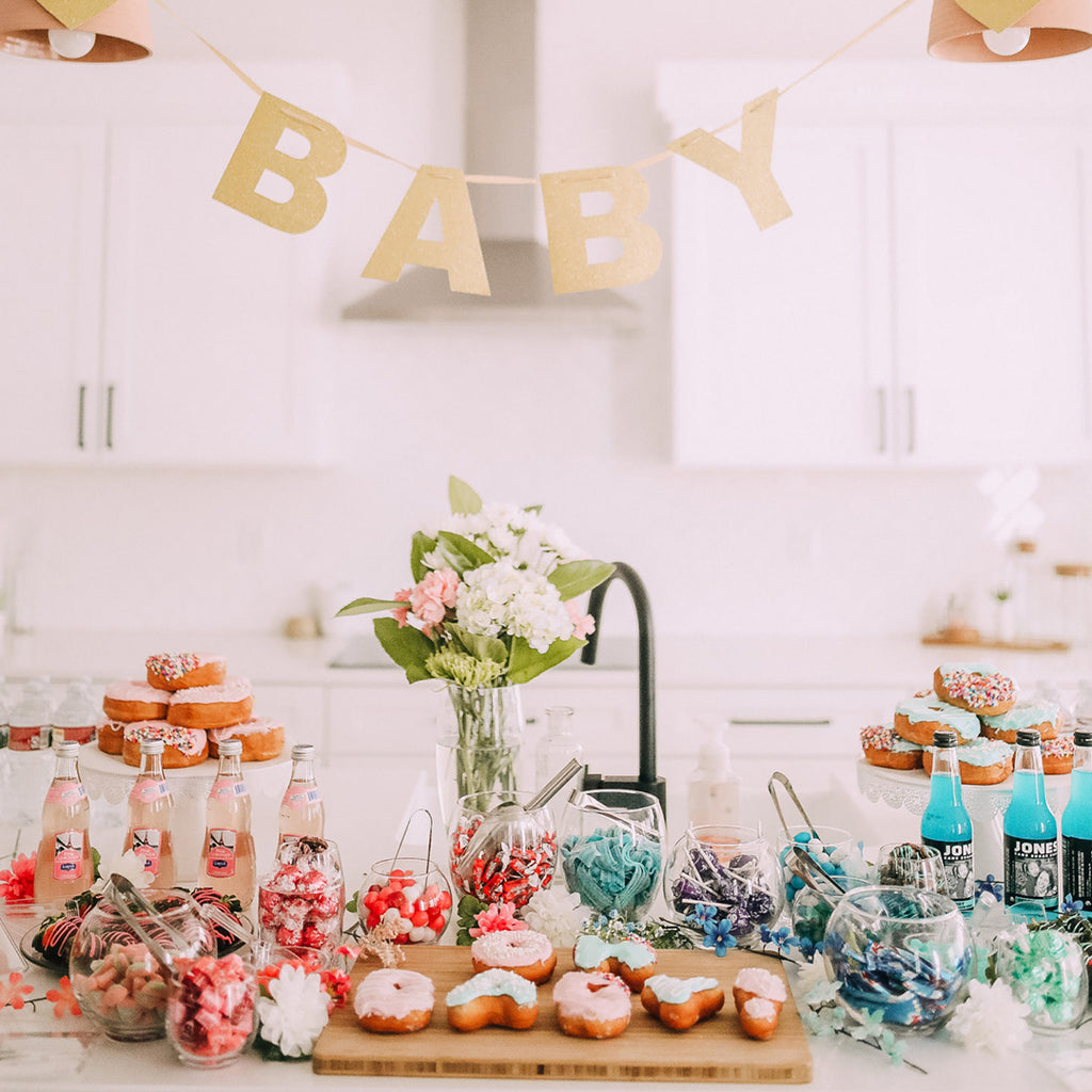3 Essentials for the Perfect Gender-Reveal Party