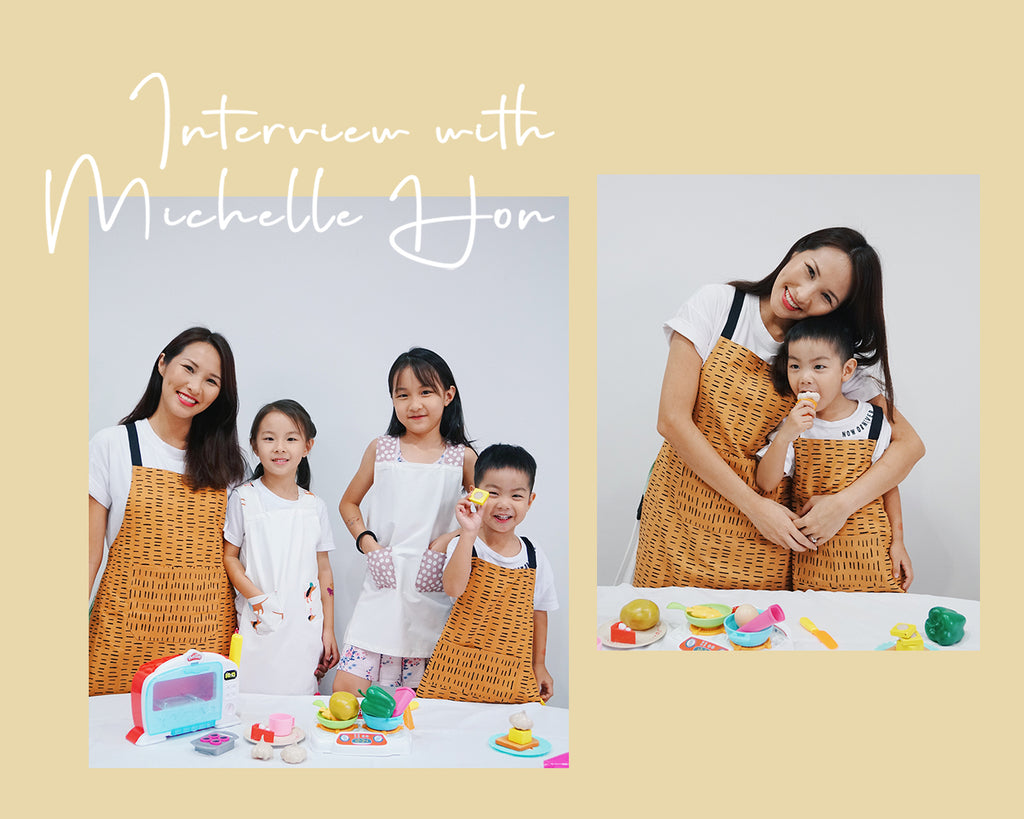A Chat With Michelle (@thechillmom): On Motherhood & Being A Working Mom