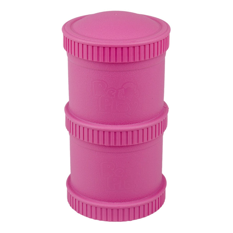 RE-PLAY Snack Stack Set - Bright Pink