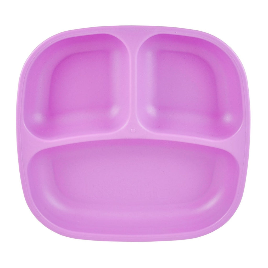 RE-PLAY Divided Plates - Purple