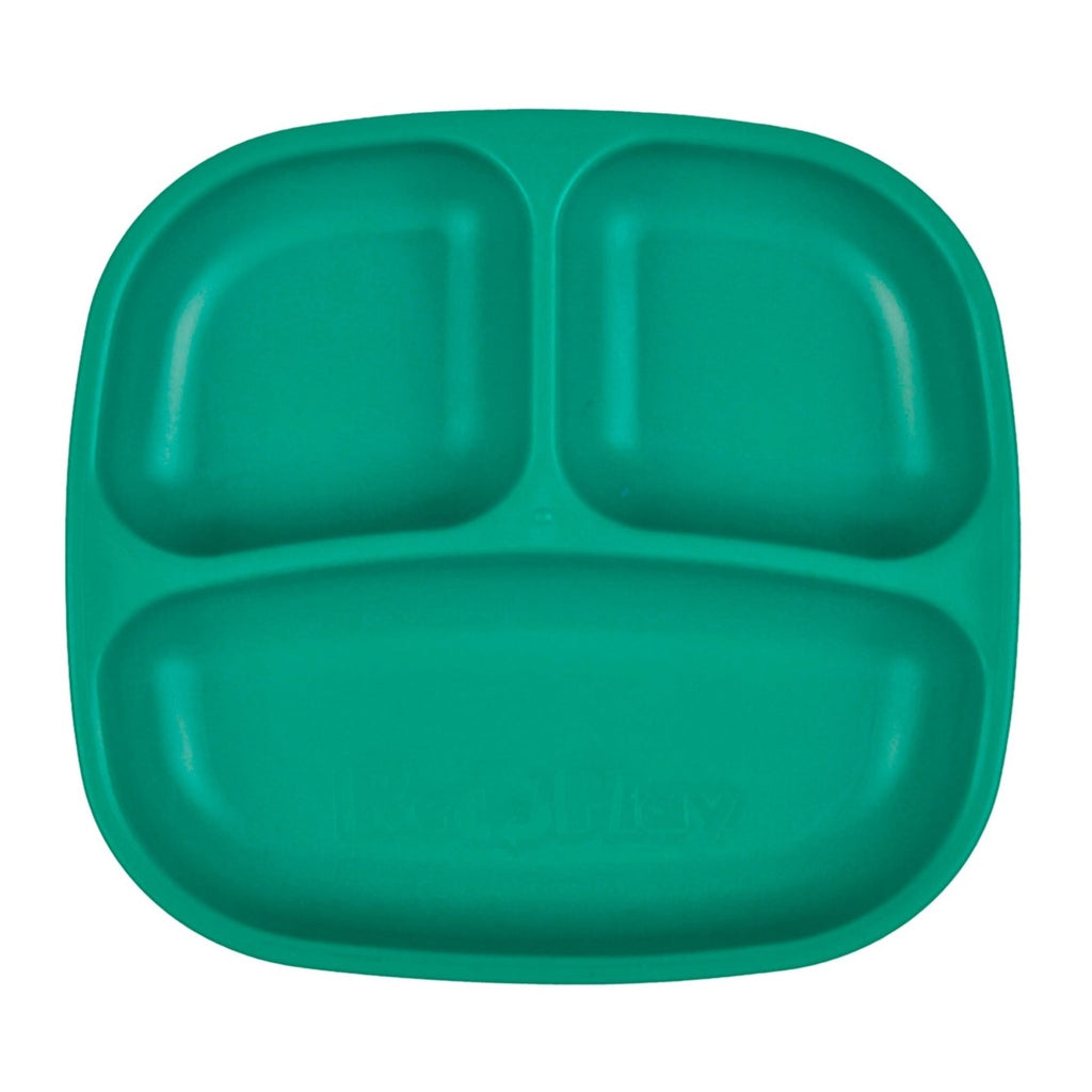 RE-PLAY Divided Plates - Teal