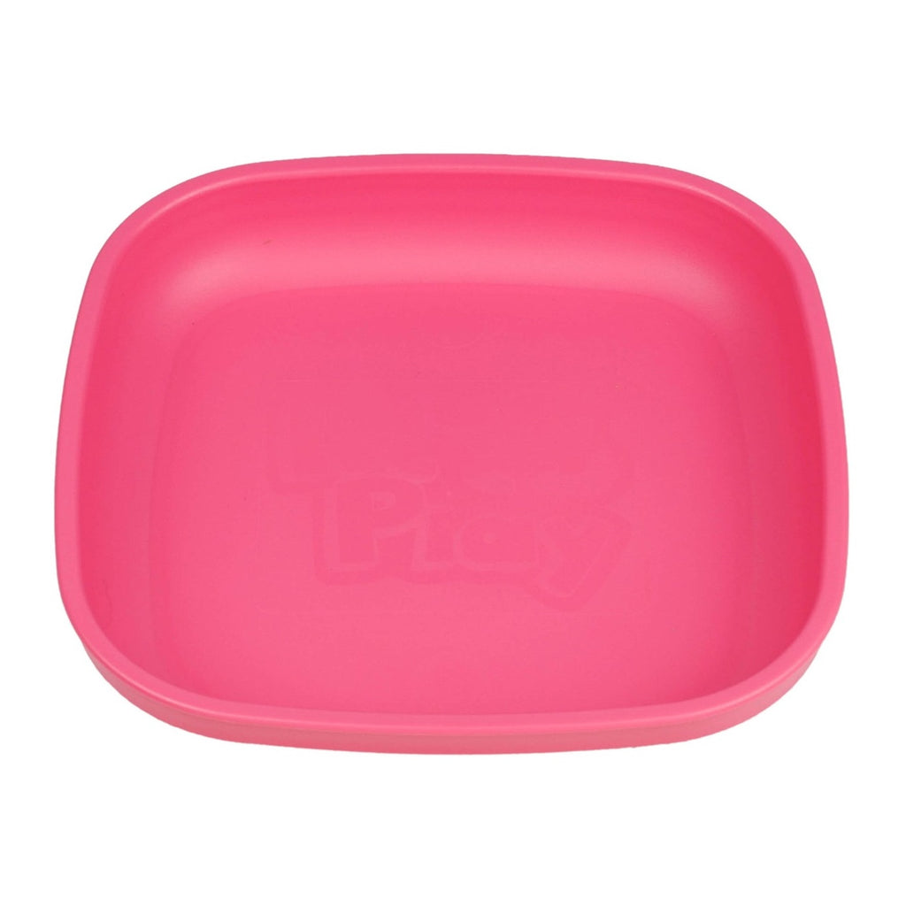 RE-PLAY Flat Plates - Bright Pink