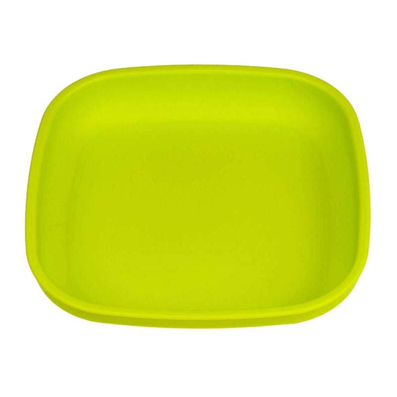 RE-PLAY Flat Plates - Lime Green