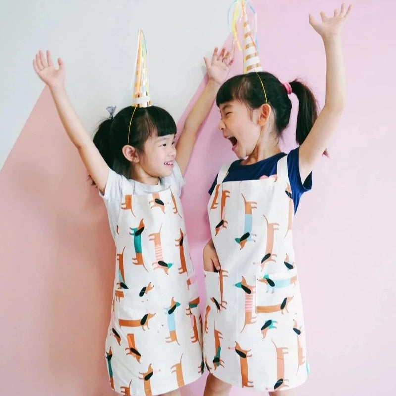 Standard Aprons for Kids